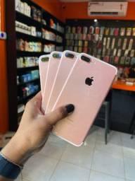 Rosé ### iPhone 7 Plus de 128 Gb. ## Produto Top!!!