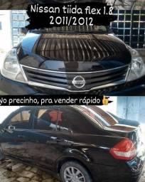 Carro Tiida  Nissan