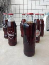 Conjunto Coca-Cola Colecionáveis Históricas