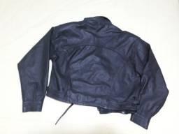 jaqueta couro feminina