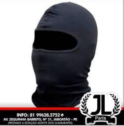 Touca Balaclava Ninja de algodão (toca) A partir de R$ 25,00 JL Parts