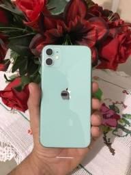 iPhone 11, 128Gb novo