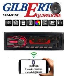 Radio de Carro Usb Sd Bt