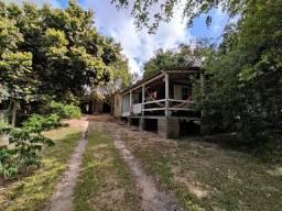 Terrenão c/ casa, galpão e arborizado, condomínio fechado, Velleda oferece