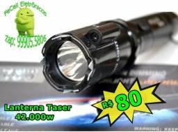 Lanterna Tática 42.000w