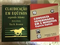 Livros de Veterinária Espécie Equina