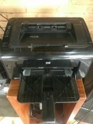 Impressora HP Laser Jet P1102w