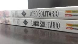 Lobo solitário volume 1 e 2 lacrados