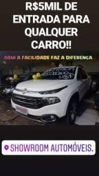 Sábado!! É AQUI NO FEIRÃO DA SHOWROOM(TORO VULCANO 4X4 DIESEL AUTOMÁTICA ANO 2017) - 2017