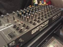 Mesa de Áudio WATTSOM 10 Canais
