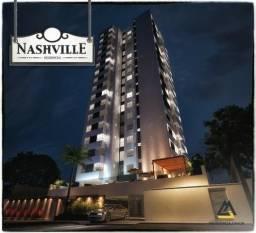 Edifício Residencial Nashville - Natal - Lagoa Nova - Apartamento - 1 ou 2 Quartos
