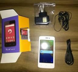 "Smartphone Positivo S520 TWIST Android 6.0 4G Wifi 5"" 8GB Câmera 8MP"