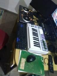 Vendo pc completo pra produção de músicas