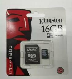 Micro Sd 16 gigas Kingston
