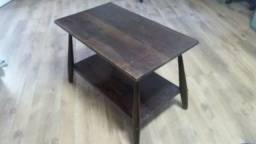 Bonita mesa de centro para sala de legítimo Jacarandá maciço