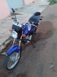 Titan 150 ano 2008, moto de leilão (c/ Nf)