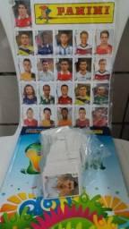 Album De Figurinhas Copa Do Mundo 2014 (Completo)