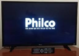 Tv led philco hd 32 polegadas ( ñ é smart )