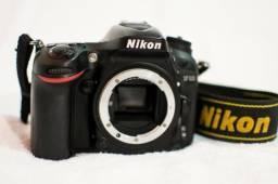 Vendo corpo câmera nikon d7100