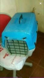 Gaiola para transporte de gatos ou pequenos animais