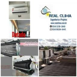 Ar condicionado e Climatizadores
