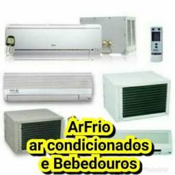 Todos os nossos serviços de ar condicionado com preço justo