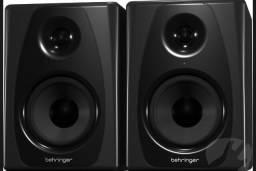 Monitor Behringer Studio 50Usb - O Par