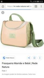 Vendo bolsa natura na embalagem !