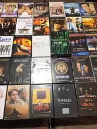 Coletânea DVDs Filmes e Shows