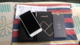 Asus Zenfone 4gb 64gb snapdragon 660 completo na caixa sem uso