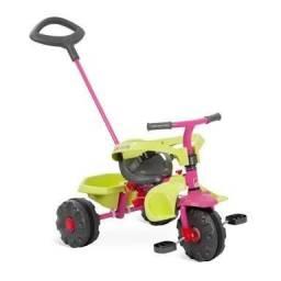 Triciclo smart plus bandeirante novo masculino ou feminino m