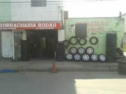 Vendo ou troco Borracharia
