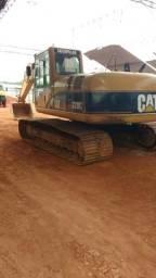 Escavadeira hidraulica CAT 320 CL