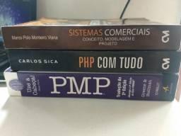 Livros projeto e programação