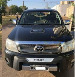 Hilux Cd SRV 3.0 Tdi 4x4 conservadísima - 2011
