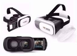 Óculos VR Box realidade virtual 3d (entrega grátis)