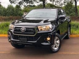 Toyota Hilux SR 4P - 2019