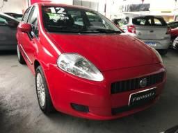 Fiat Punto Attractive 1.4 - S/ Entrada + 48 x R$ 915,00 - 2012