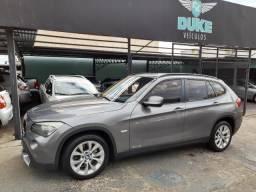 BMW X1 Sdrive 2012 (Completa+Couro Claro+Automática) - 2012