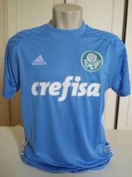 a6dcfa276d Linda camisa de goleiro do Palmeiras da temporada 2017  1 F.Prass