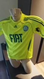 Camisa Palmeiras Original - Desapego - Tamanho G 7ce3e8456a52d