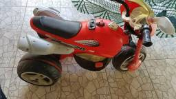 Moto automotiva infantil