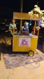 Food bike sò R$ 1700.00 pra desocupar espaço