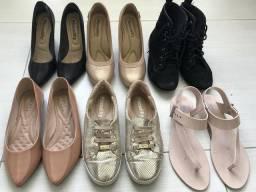 Desapegando sapatos número 36