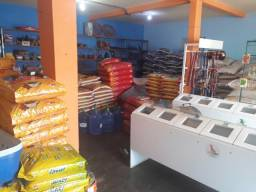 Loja agropecuaria e pet shop