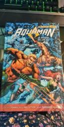 Comic Aquaman - A morte de um rei (lacrado)