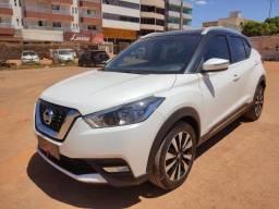 Nissan Kicks 2018 SV Automatico ( Vendo a vista ou Financiado ) AC.Troca