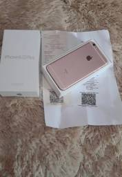 Telefone iPhone 6s Plus novíssimo