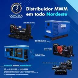 Geradores de Energia MWM