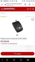 Modulo isolador estabelizador zap *
